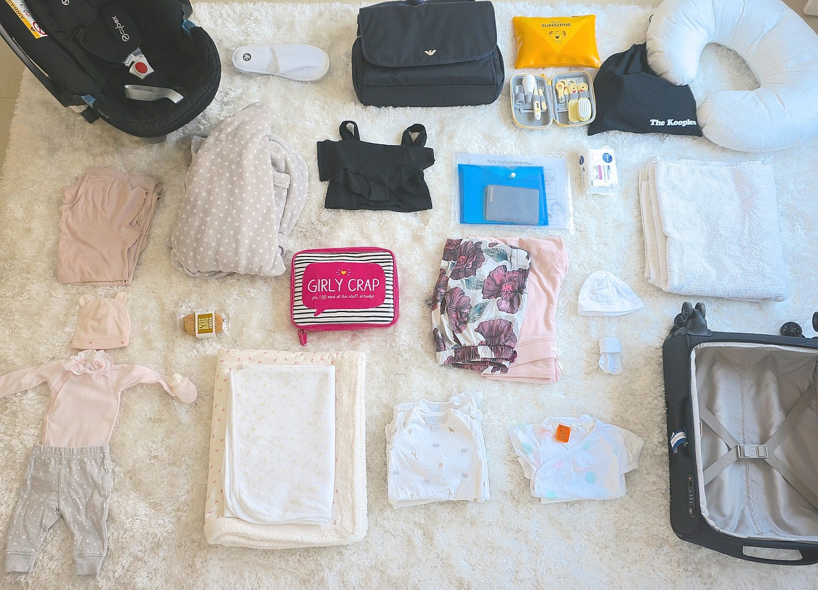 What's in my Hospital Bag?