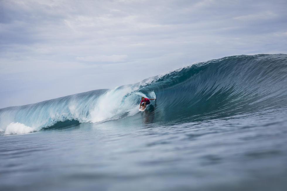 2 Josh Kerr AUS Billabong Pro Tahiti 2016 foto wsl Poullenot Aquashot