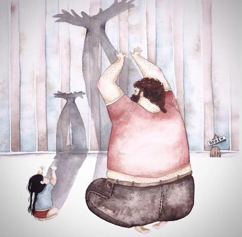 """Xúc động những lời dặn """"luôn đúng"""" của cha về cuộc đời"""