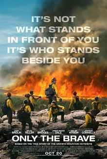Sinopsis pemain genre Film Only the Brave (2017)