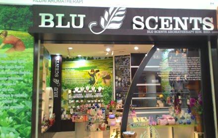 Blu Scents Aromatherapy
