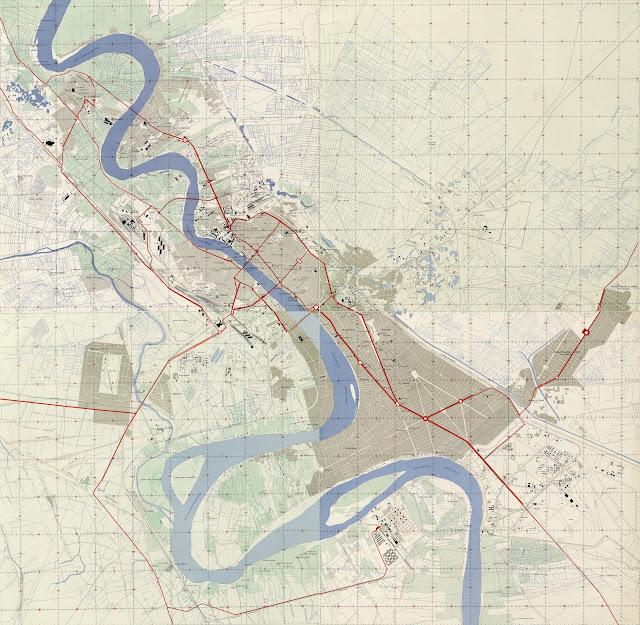 Bagdad 1958 - 1:12 500