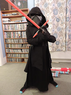 disney star wars sith childrens costume