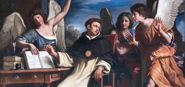 Santo Tomas de Aquino y la Escolastica