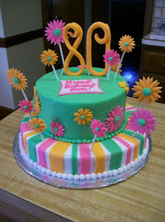 Christmas Valentine Gifts 80th Birthday Cake