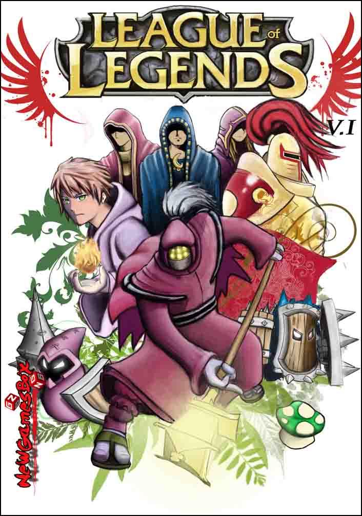 League Of Legends Downloaden