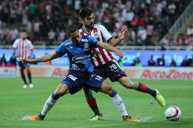 Chivas perdió 1-0 ante Puebla