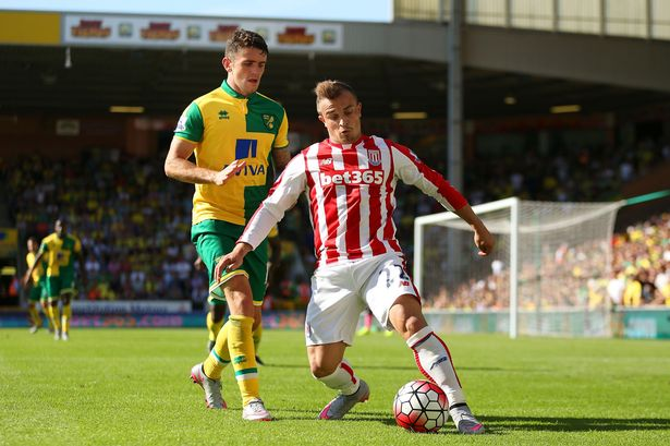 Stoke City vs Norwich City