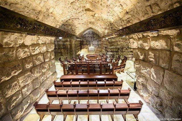 Israel Perkenalkan Sinagog Baru yang Dibangun di Al-Aqsa