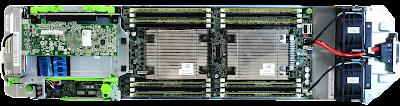 Wiwynn Leopard DDR4 from above
