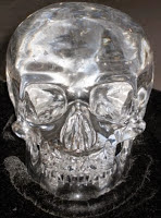 Mitchell Hedges Crystal Skull
