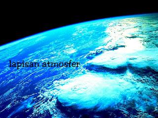 atmosfer dan penjelasannya