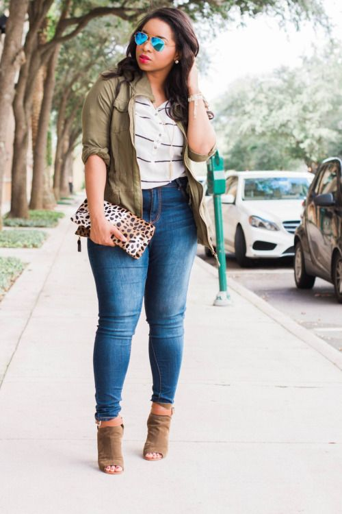 16 Outfits casuales para gorditas