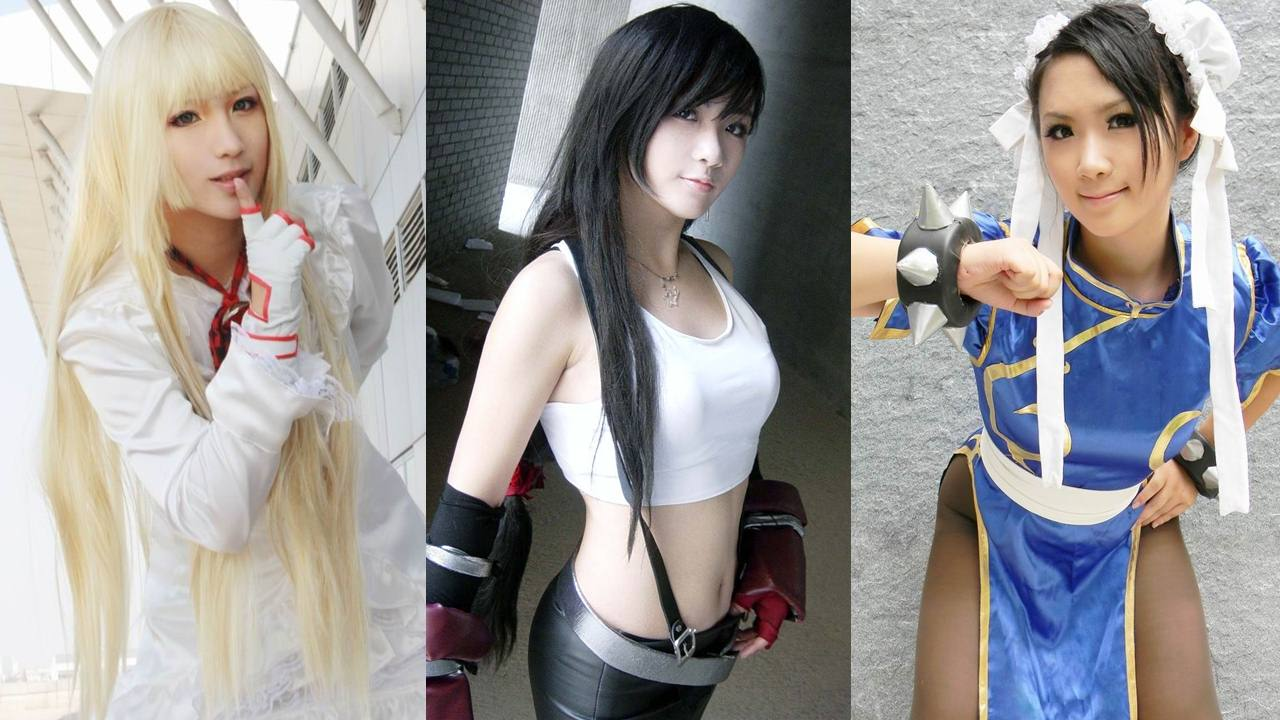 most popular female cosplayer