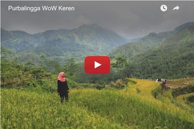 Video Keren Keindahan Alam Purbalingga