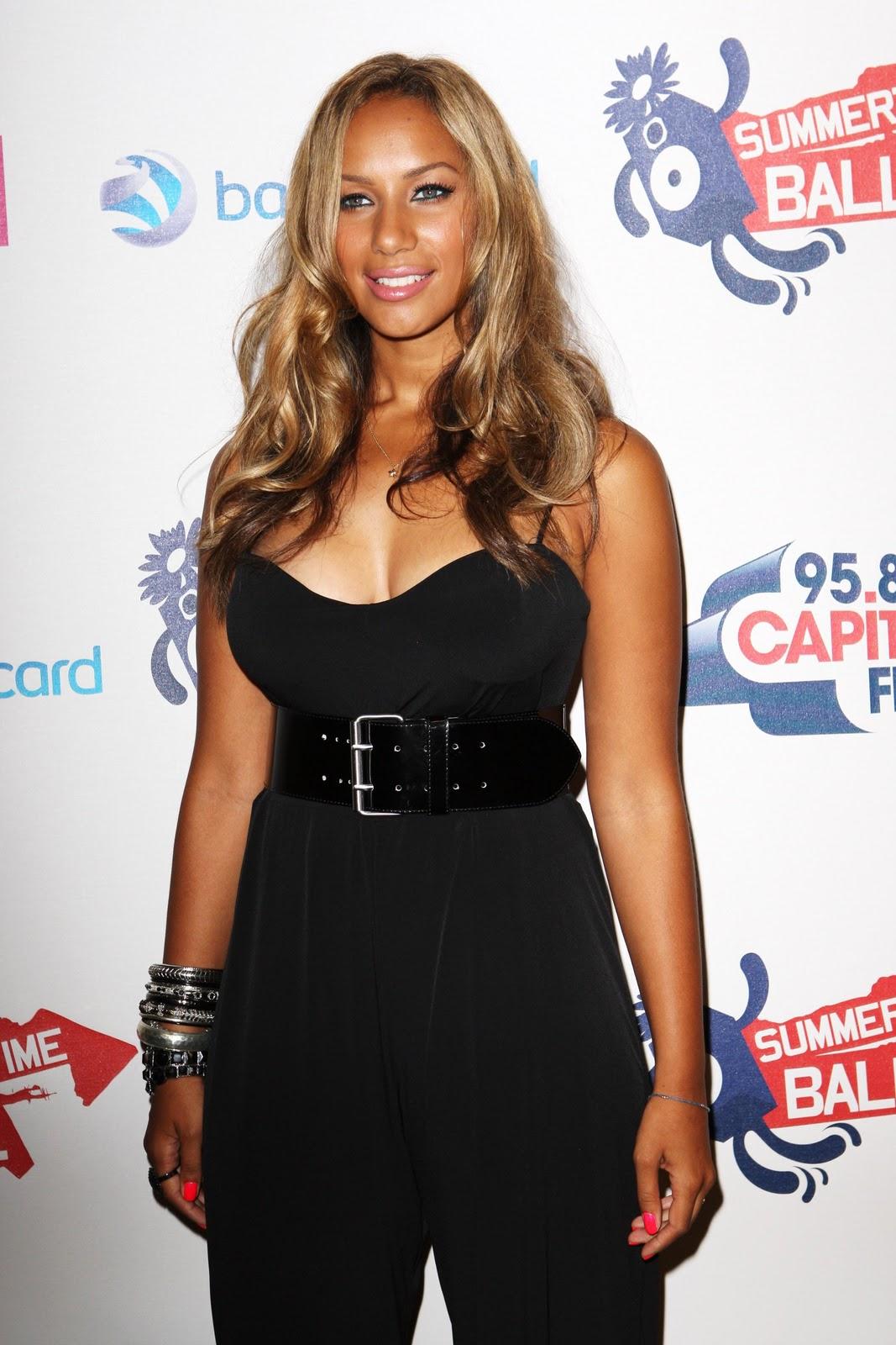 Leona Lewis Sexy Pics