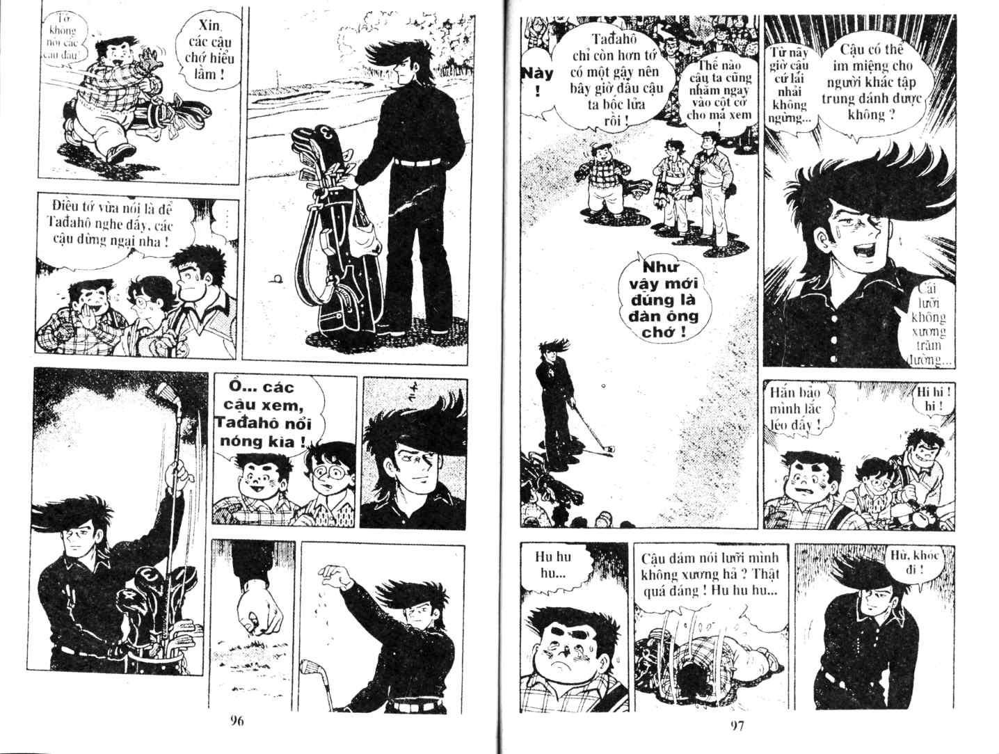 Ashita Tenki ni Naare chapter 5 trang 47