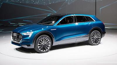 2018 Audi e-tron SUV: Prix, Caractéristiques, Groupe motopropulseur