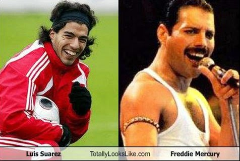 Suarez Freddie Mercury on 2014 Mercury Milan