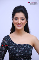 Telugu Actress Richa Panai Stills in One Shoulder Floral Long Dress at Rakshaka Bhatudu Movie Interview  0129.JPG