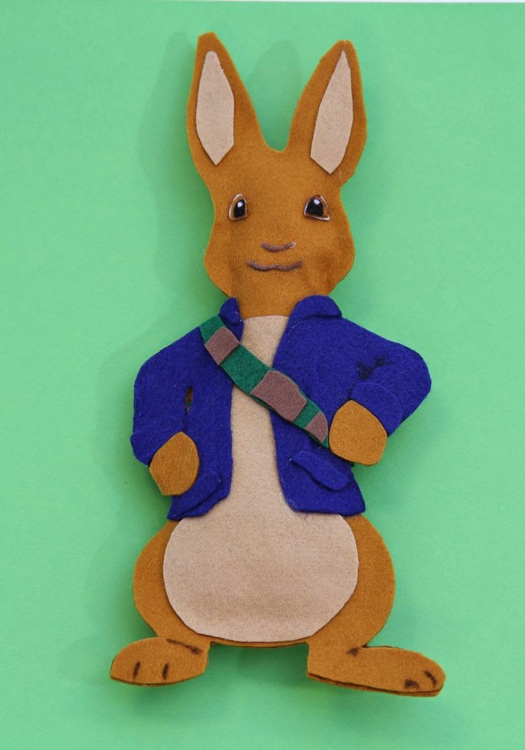 Hand Me Down Mom Genes Spring 7 Peter Rabbit