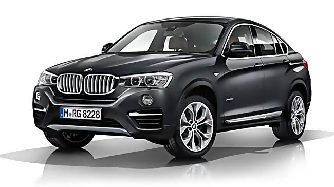 2016 BMW X4 xLine Model Review