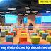 Cho thuê máy chiếu tổ chức hội thảo tin học tại TpHCM