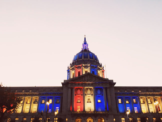 free things to do in San Francisco city hall
