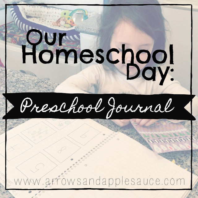 Click to find loads of great ideas for your preschoolers journal. Full of great pictures for simple and fun activities to help kiddos learn their ABCs and 123s. The possibilities are endless!