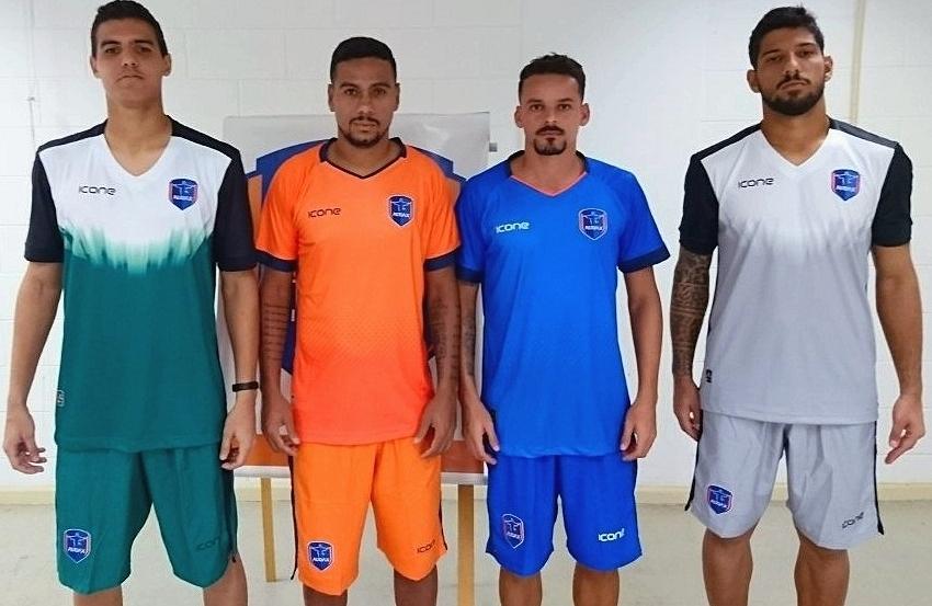 Ícone Sports divulga as novas camisas do Audax do Rio - Show de Camisas 344925fa53cbe