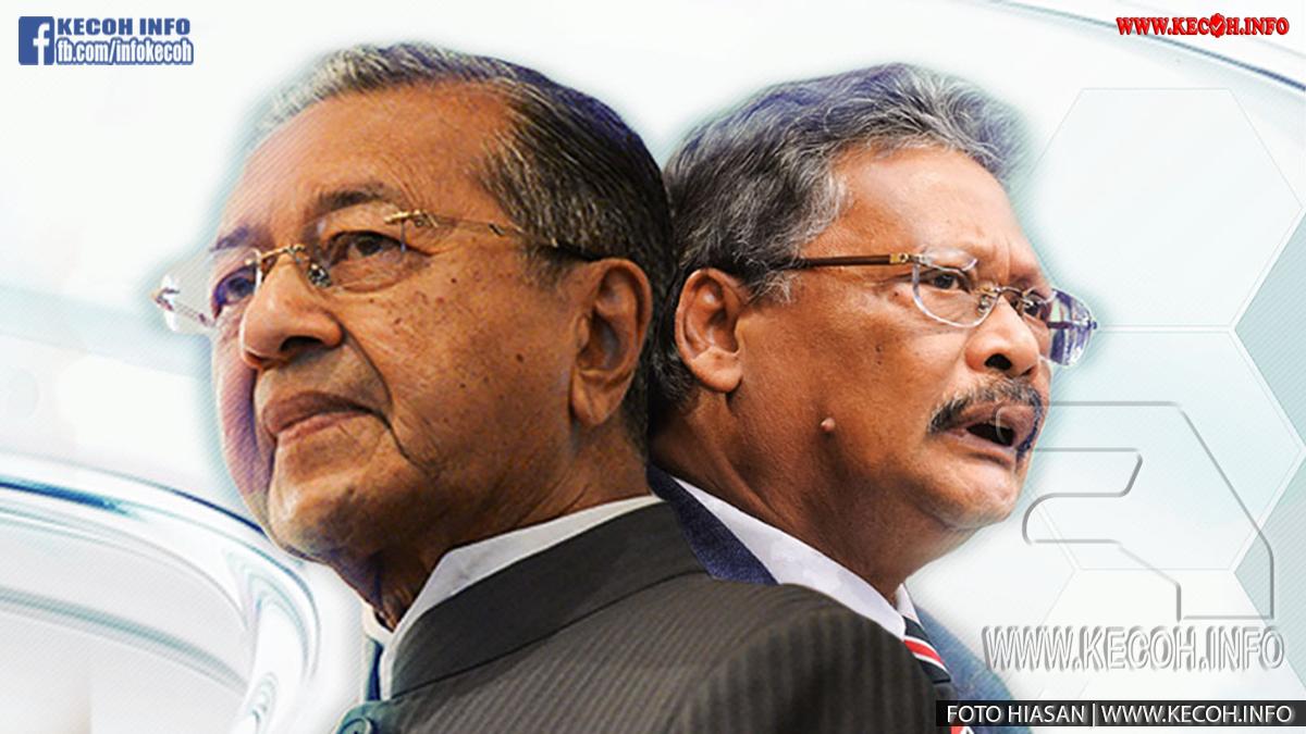 Tun Dr Mahathir Mohamad Sahkan Tan Sri Mohamed Apandi Ali Bukan Lagi Peguam Negara Dan Akan Bakal Disiasat Bawah Salahlaku Kuasa?