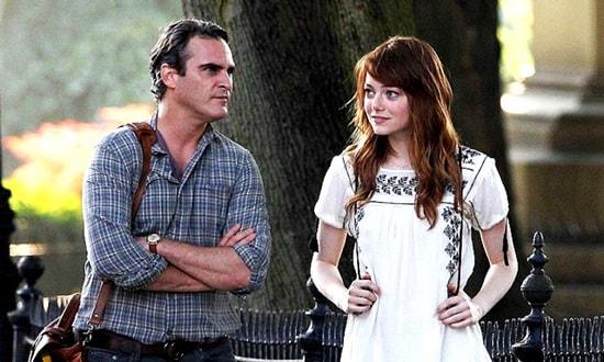 Joacquin Phoenix - Emma Stone- Irrational man 2015