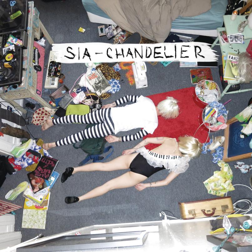 Sia & Maddie Ziegler perform Chandelier on Ellen