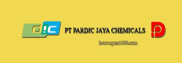 Lowongan Kerja Operator Produksi PT. Pardic Jaya Chemicals