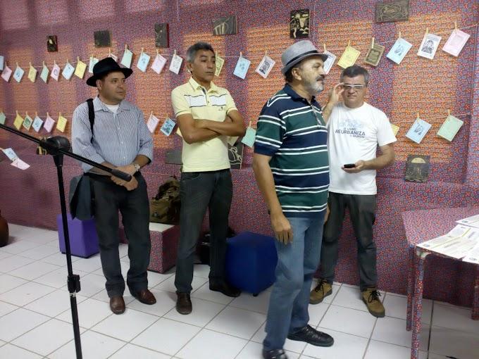 Cultura Popular: Escola Estadual José Fernandes Machado inaugura Cordelteca na cidade de Natal
