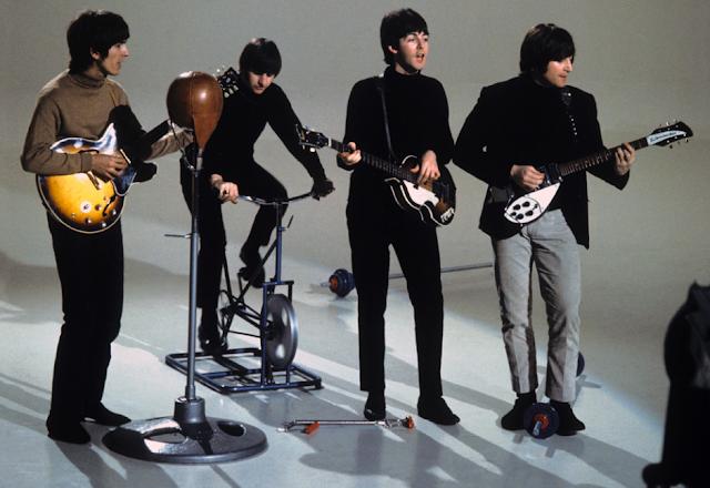 Un Clásico: The Beatles - I Feel Fine