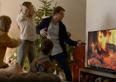 Publicité Bouygues Telecom Noël
