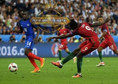 Portugal Menang Dengan Satu Gol Dari Kaki Eder Di Tambahan Waktu