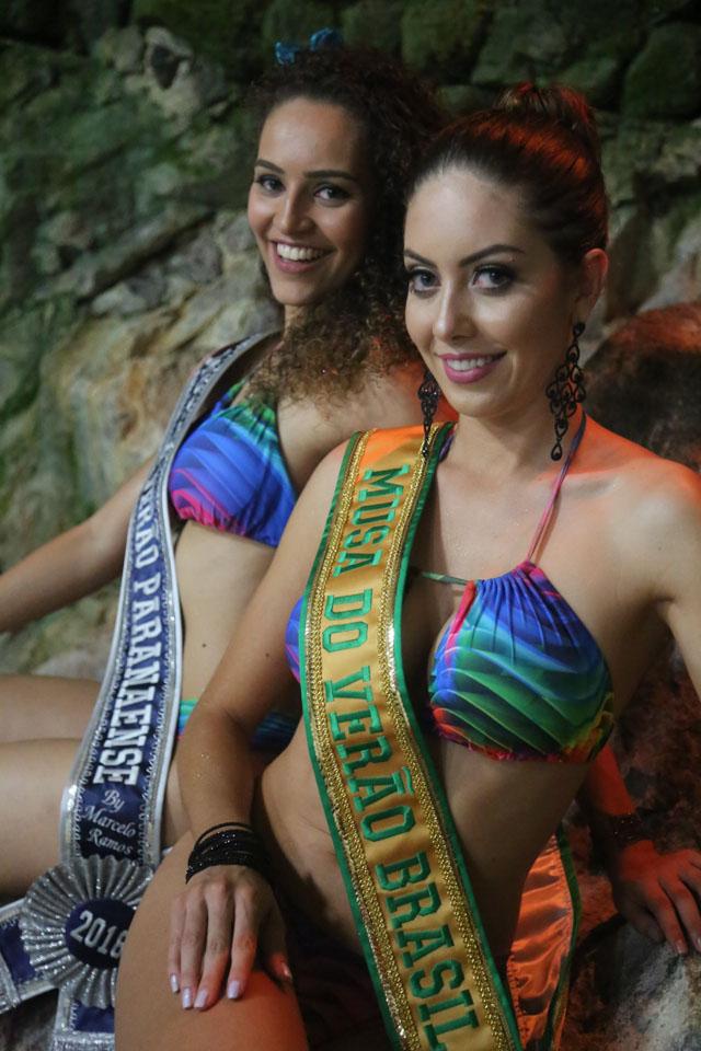 Musa do Verão Brasil e Musa do Verão Paranaense 2018. Foto: Arnaldo Silveira