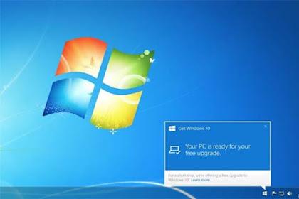 Ada Pembaruan Untuk Windows 7 KB4457144 Dan Windows 8.1 KB4457129