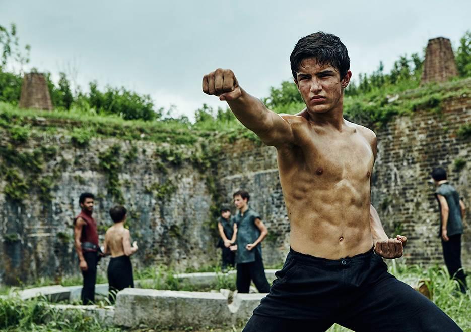 Jordan levine hammer muscle legal age teenager