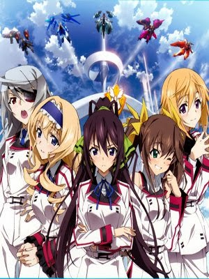 11548 - IS <Infinite Stratos> OP y ED - Música [Descarga]