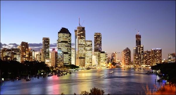 objek wisata Brisbane