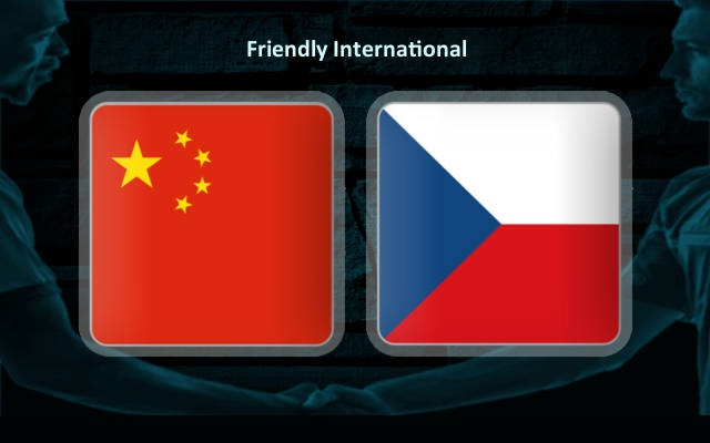 China vs Czech Republic Full Match And Highlights