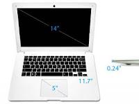 Ini Dia Pinebook, Laptop Rasa MacBook Harganya Cuma 1 Jutaan