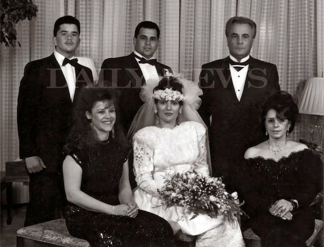 On Your Wedding Day By Unknown: RETRO KIMMER'S BLOG: NEW PHOTOS FROM JOHN GOTTI JR'S BOOK