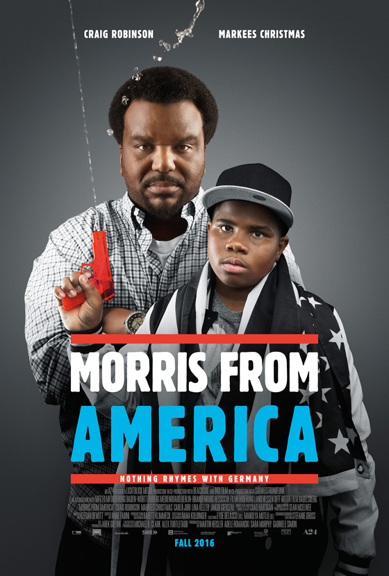 Morris from America Legendado