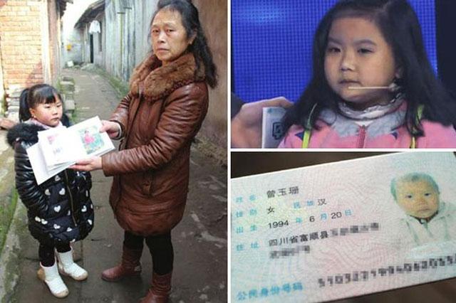 Zeng Yushan 19 Tahun tapi terlihat seperti Anak Kecil