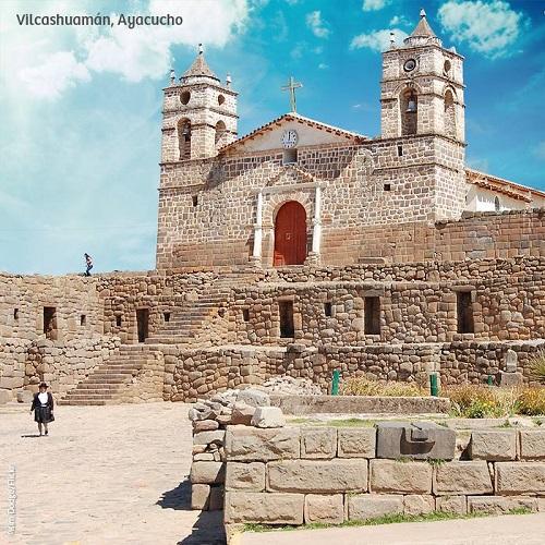 Complejo Arqueológico de Vilcashuamán