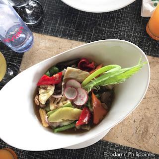 Chop Suey from Bohol Beach Club